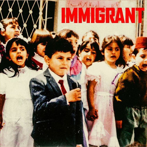 Belly 'Immigrant'