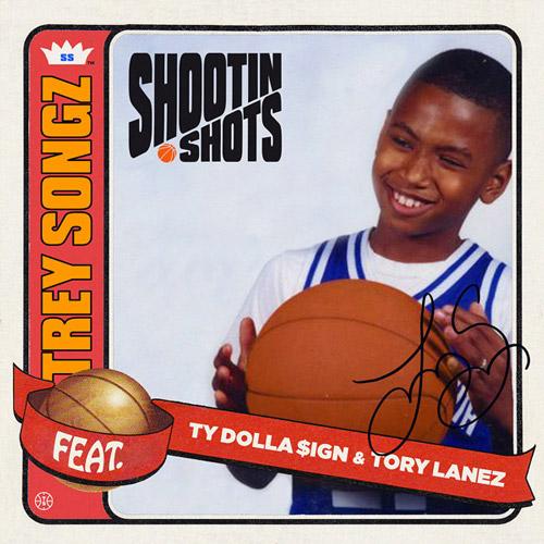 "Trey Songz ""Shootin' Shots"""