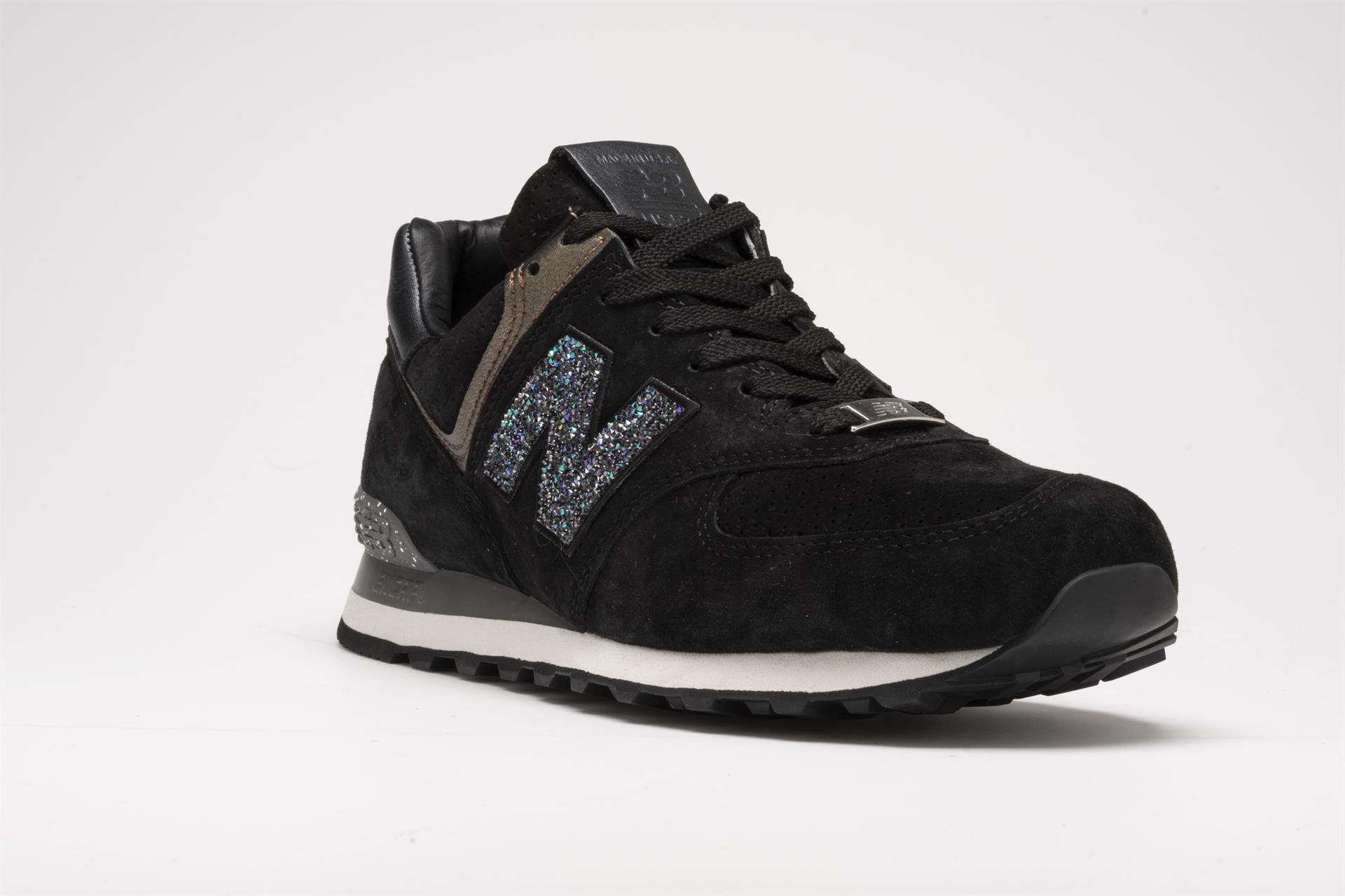 quality design 3a41e d6777 New Balance Releases Limited NB1 574 with Crystals from ...