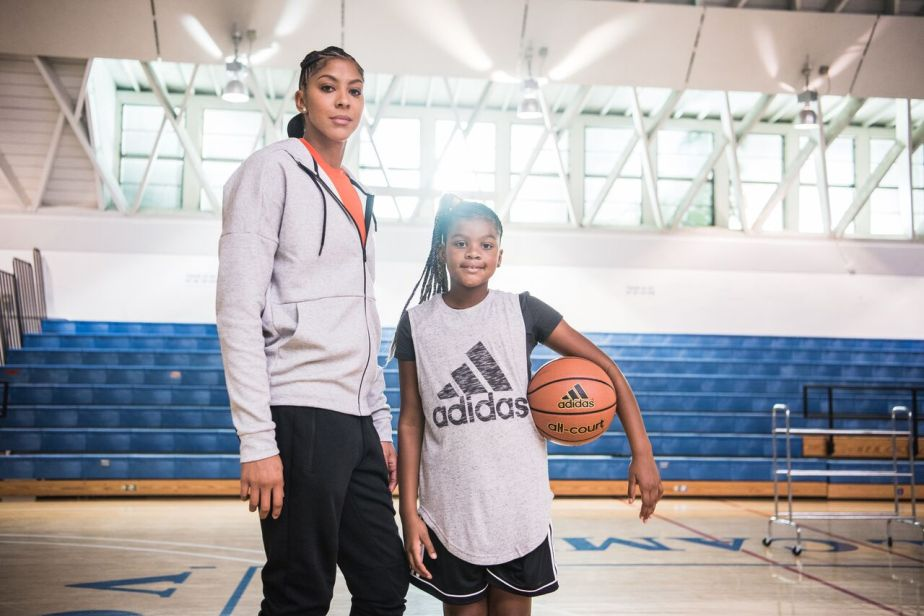 520fd49a097 adidas  She Breaks Barriers  Initiative to Break Down Barriers Faced By  Women and Girls in Sport