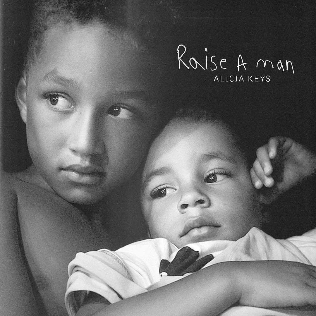 "Alicia Keys ""Raise A Man"""