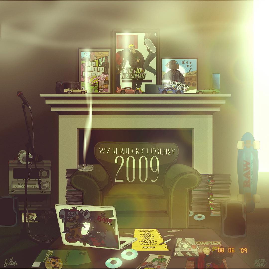 Wiz Khalifa & Curren$y