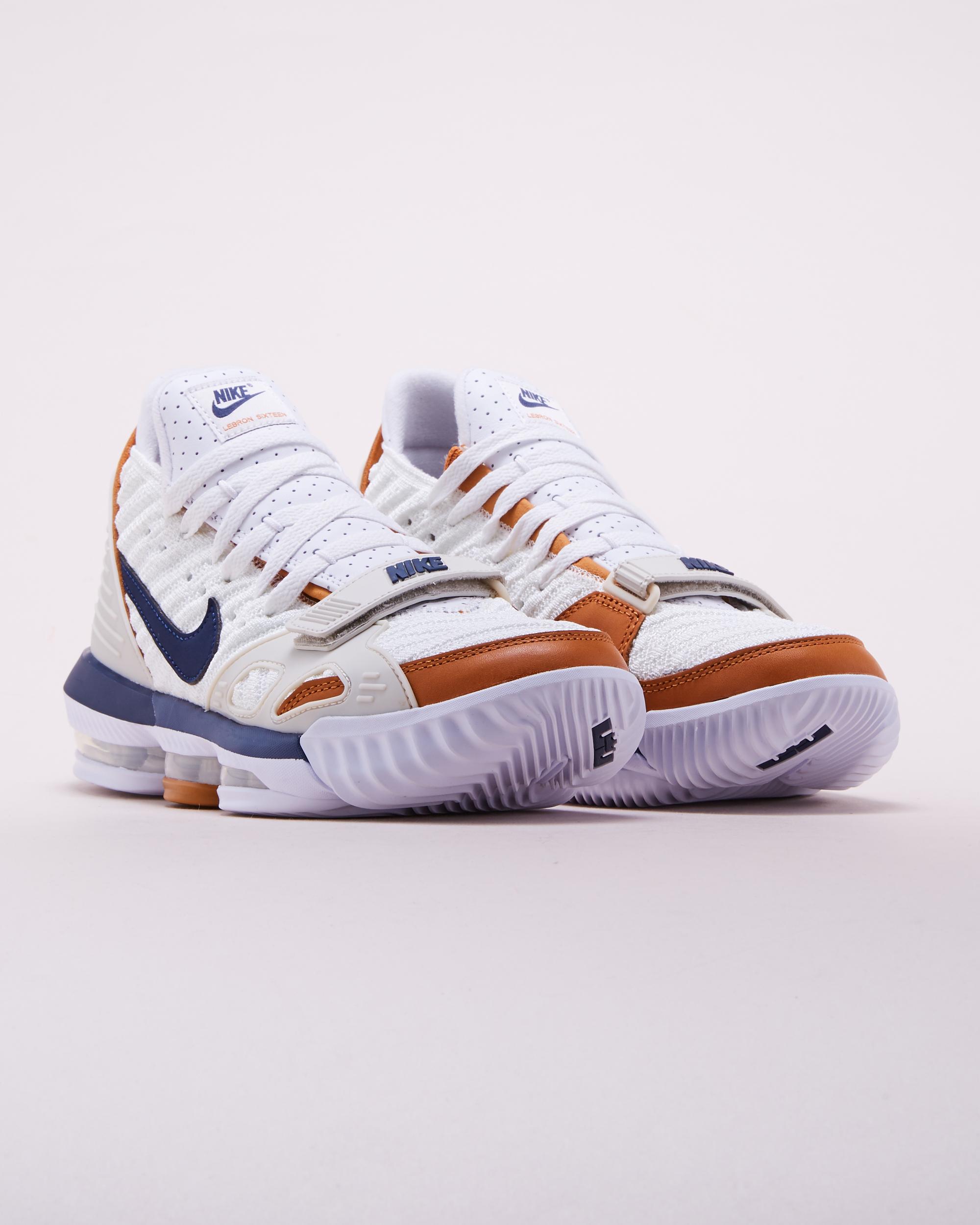 22408d187f64d The  Medicine Ball  Nike LeBron 16