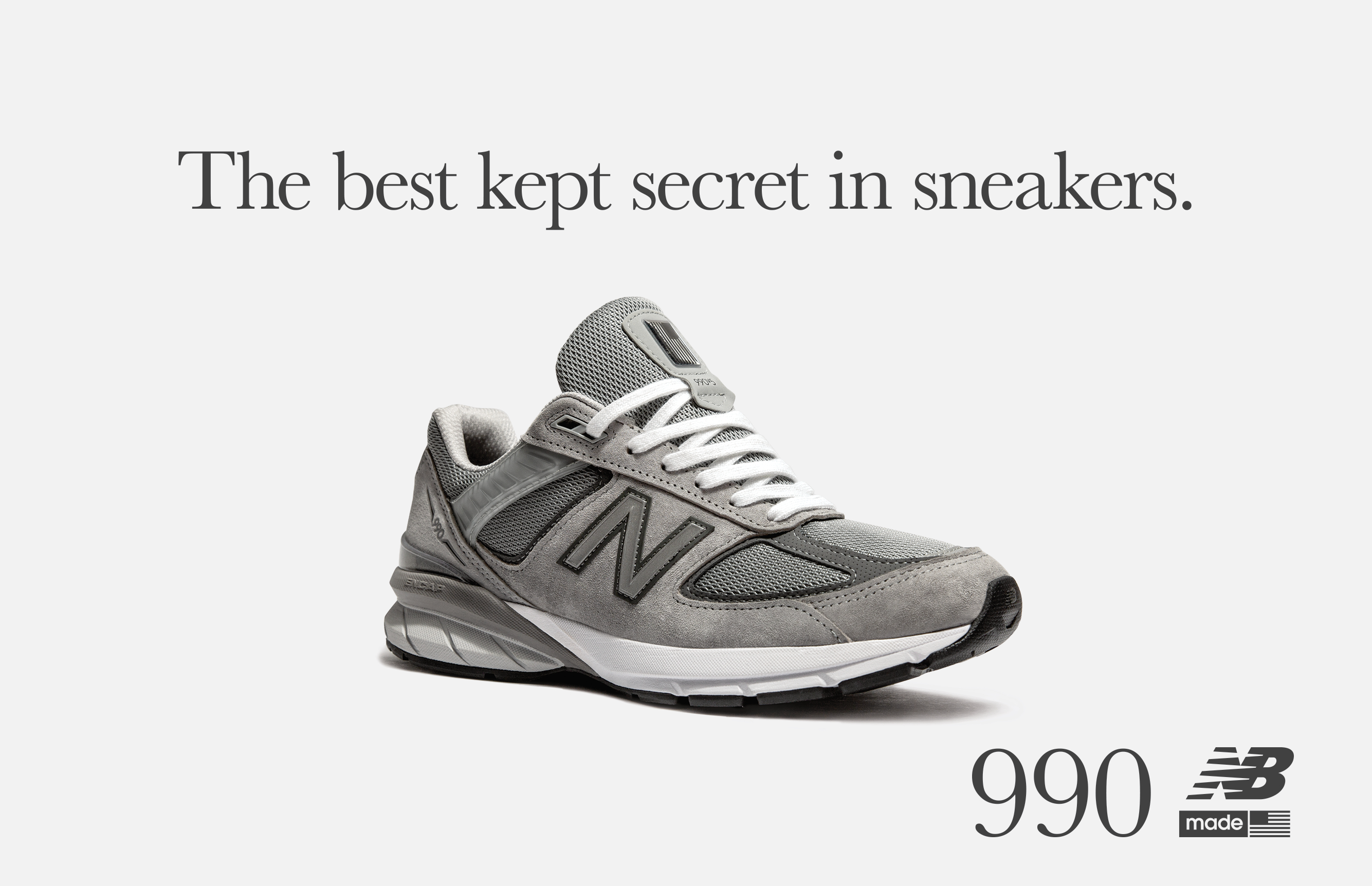 low priced 5c6c0 e3a57 New Balance Releases The 990v5 | RESPECT.