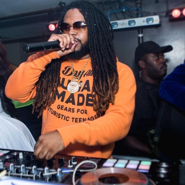 """""""DJ Slick B"""