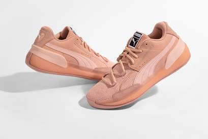 New Release The Puma Clyde Hardwood Natural Respect