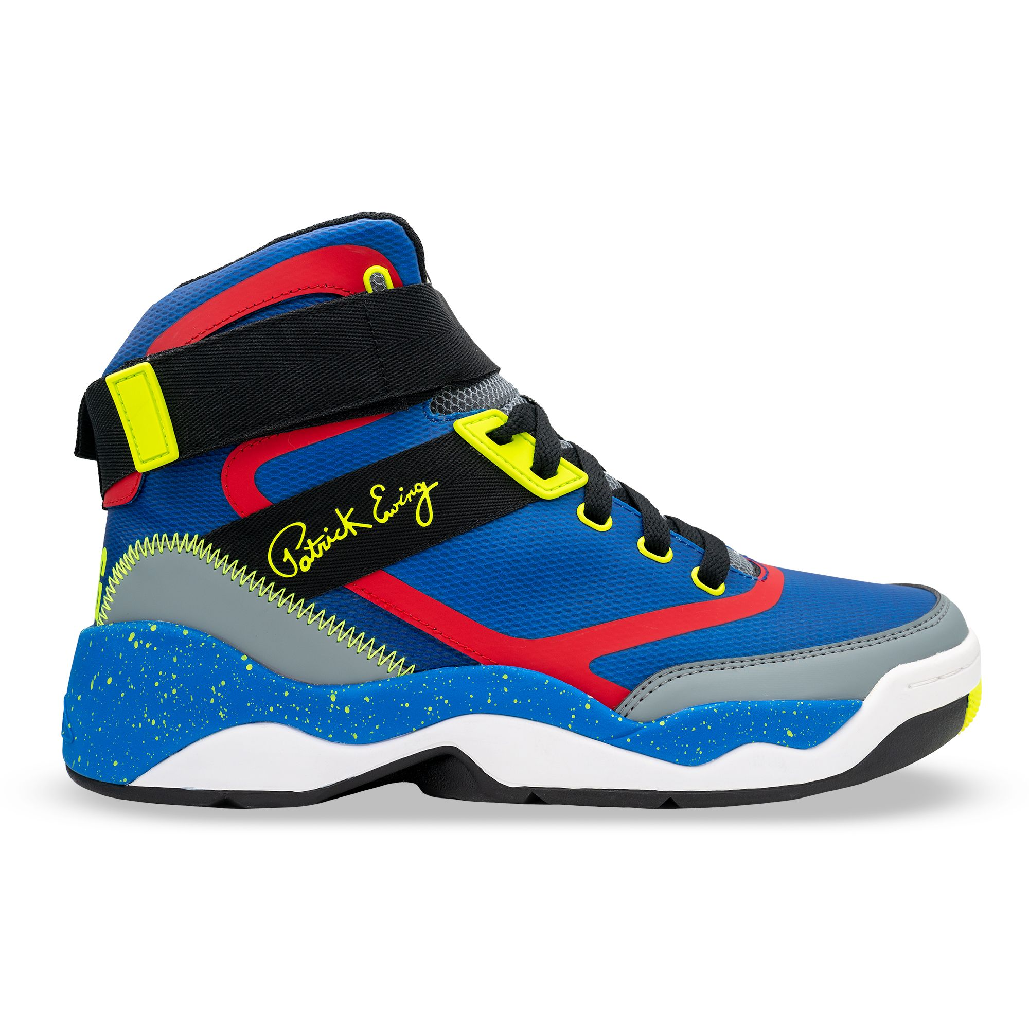 Ewing Unleashes 33 HI 2.0, The First