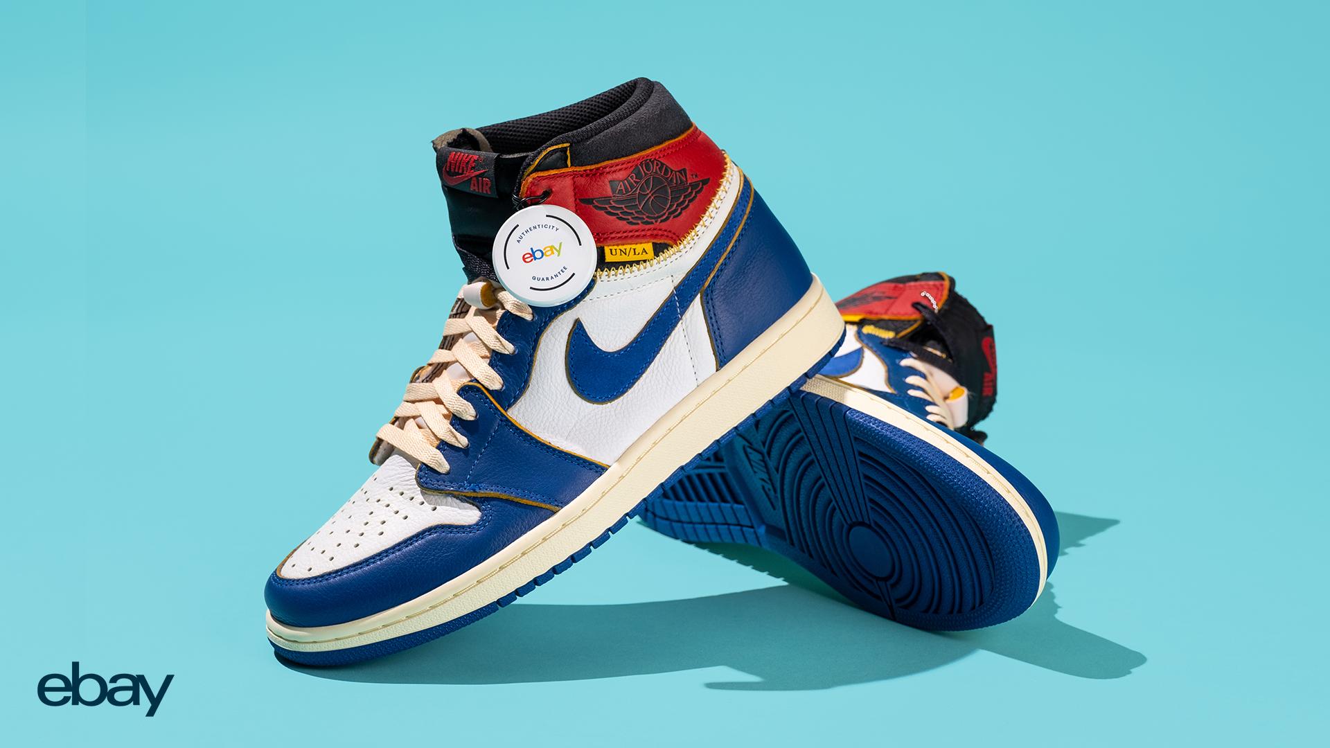 eBay Announces Sneaker Authentication