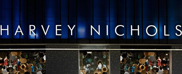 Harvey Nichols betrays the animals- let them know what you think