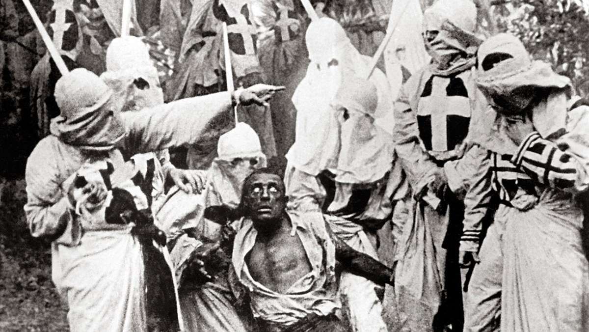 "Still from ""The Birth of a Nation"""
