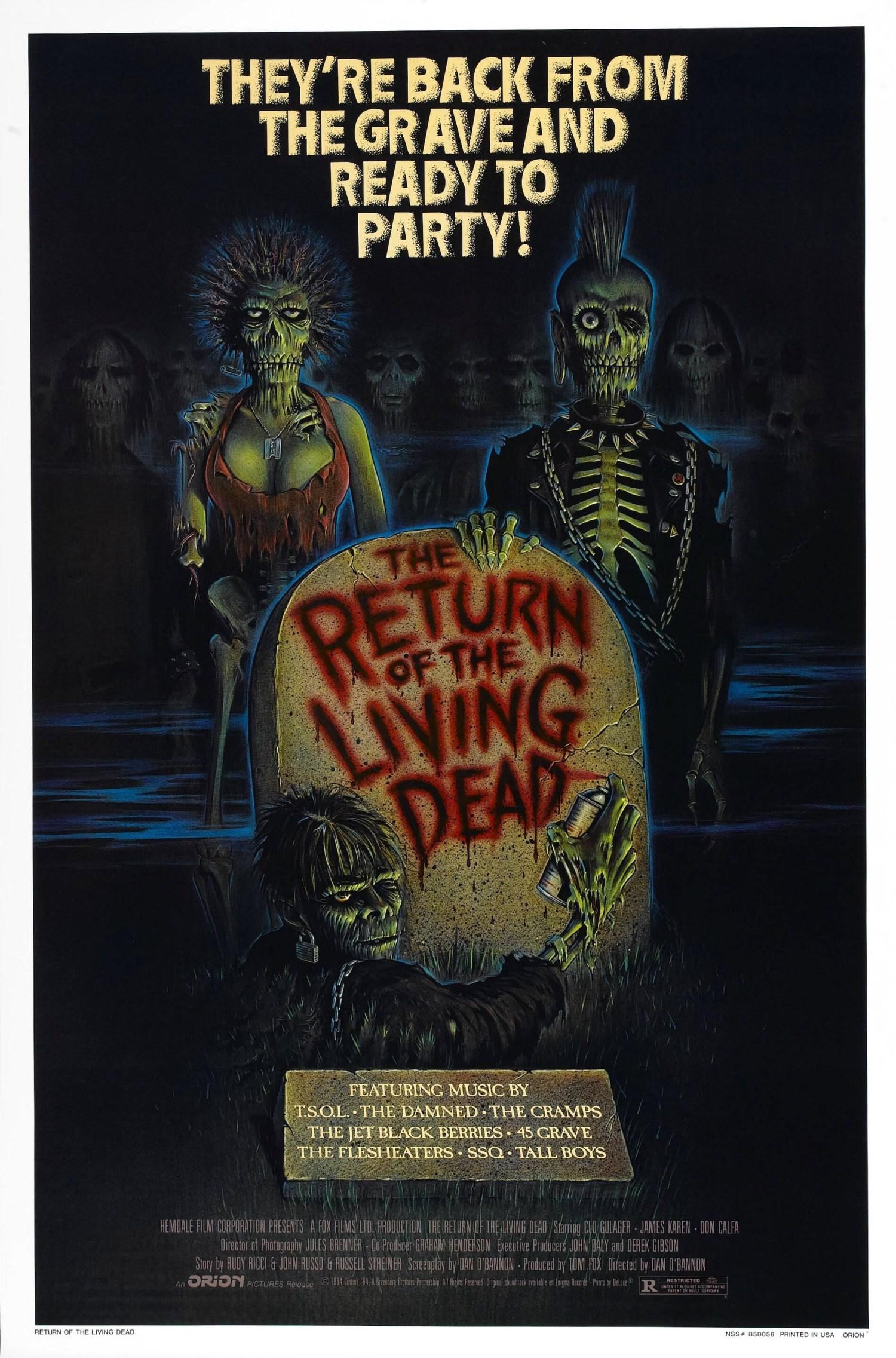 SV40: The Return of the Living Dead