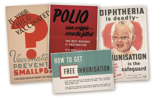 Should vaccines be compulsory respectful insolence for Polio transmission swimming pools