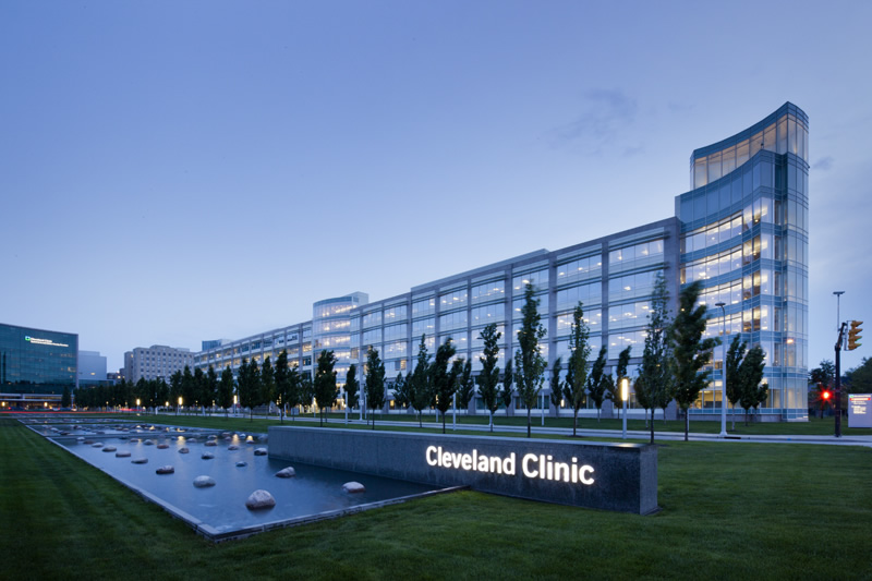 The Cleveland Clinic doubles down on its support for