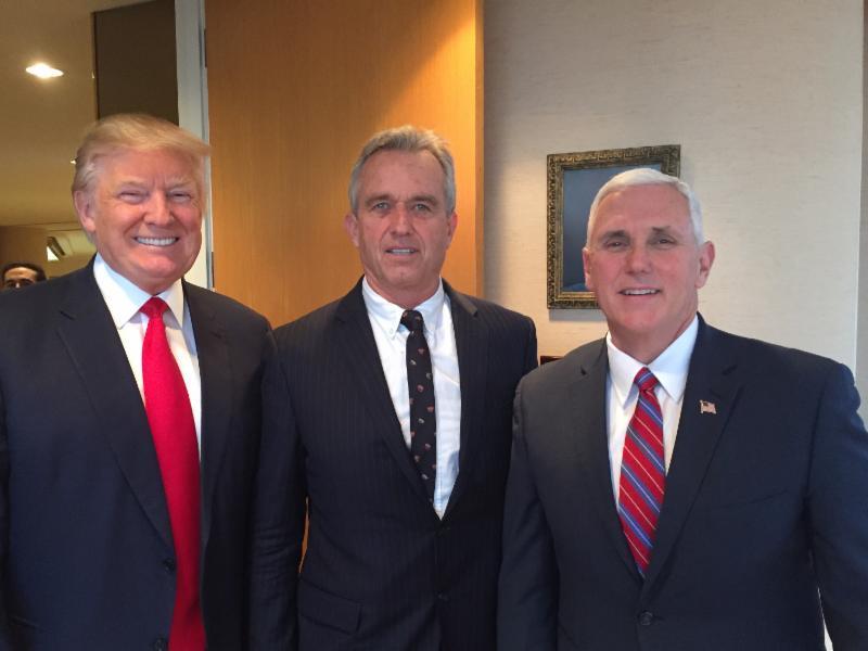 Trump min knapp ar storre an din