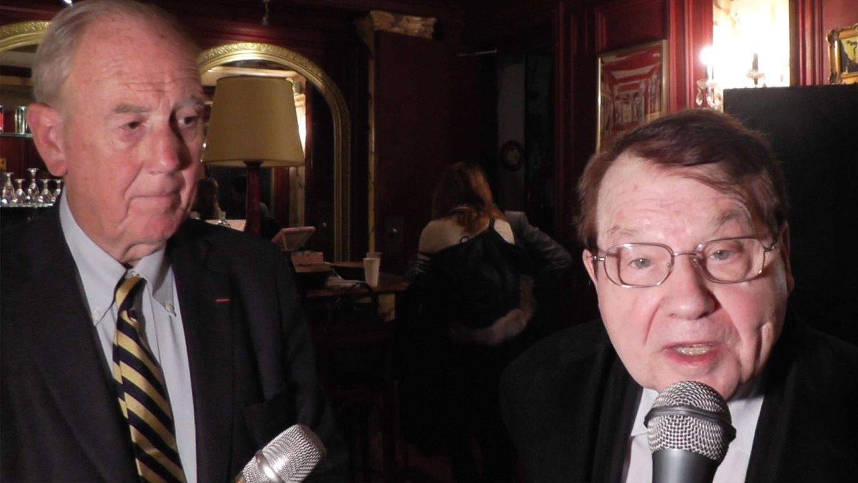 Henri Joyeux and Luc Montagnier