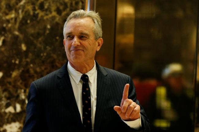 RFK Jr.: Targeting minorities