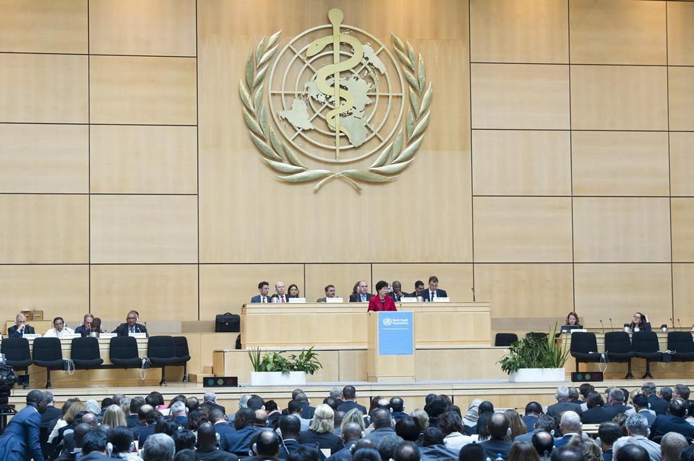 World Health Organization and ICD-11 (and Mao)