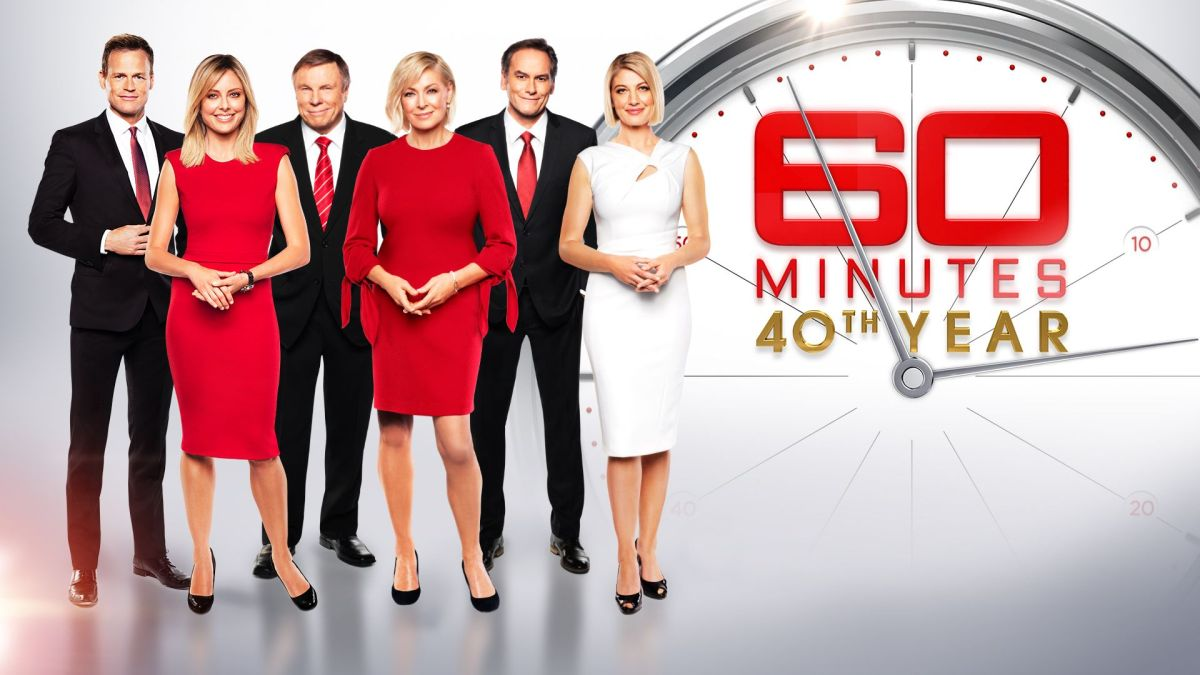 60 Minutes Australia shills for Bioss Stem Cells