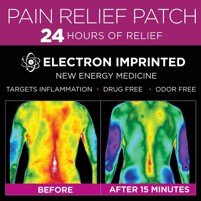Luminas Luminas Pain Relief Patches Pain Patches