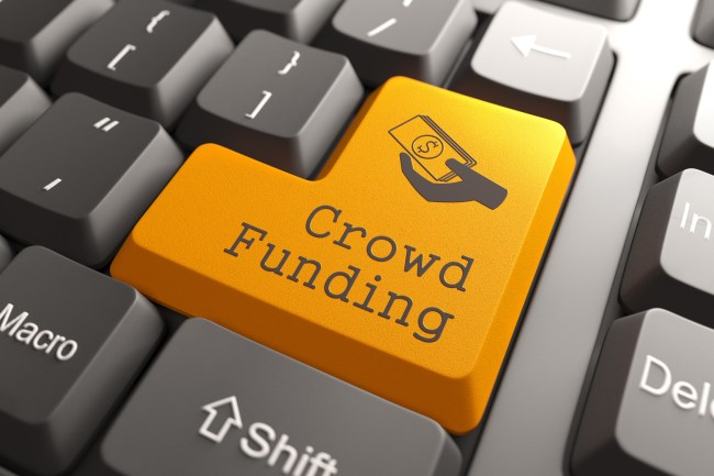 Online crowdfunding: Caulfield and Snyder