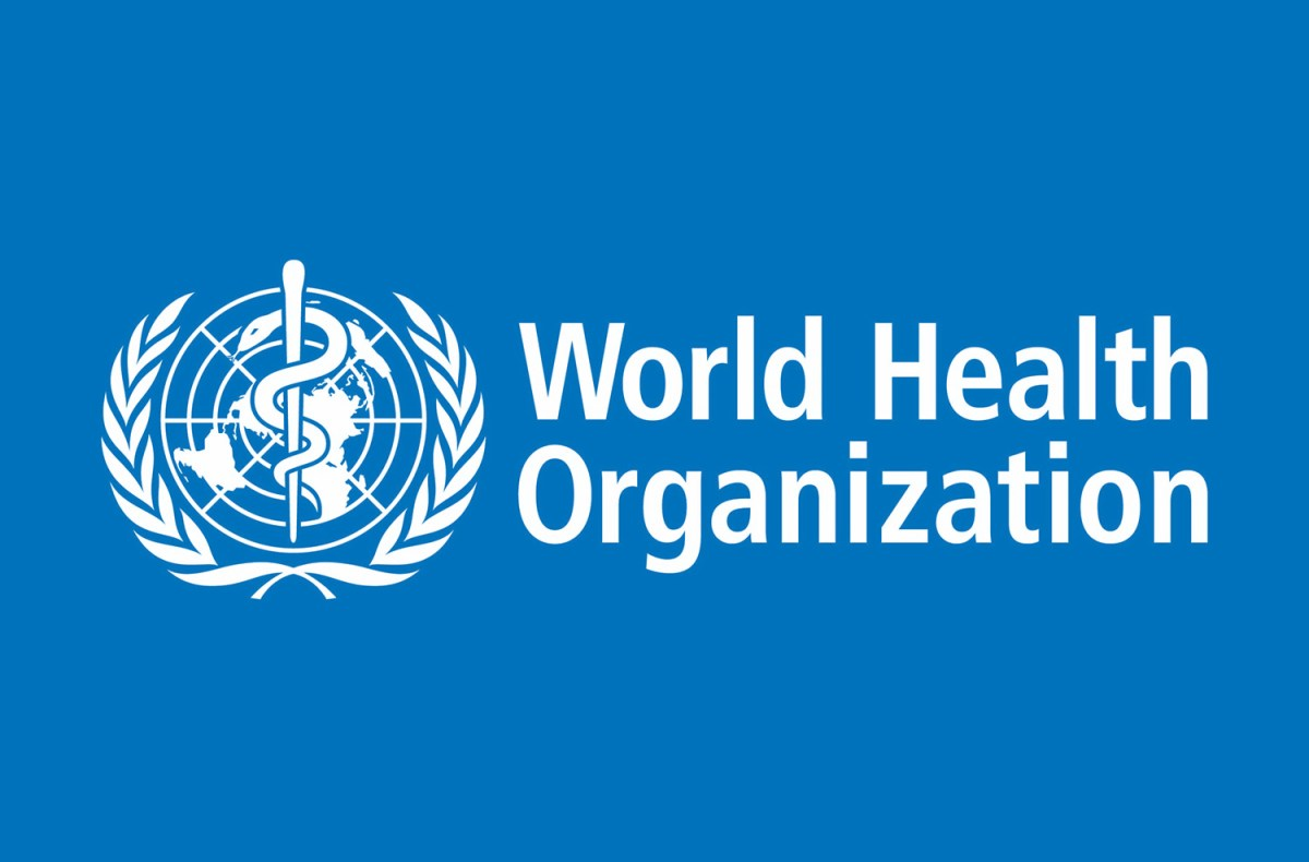 World Health Organization and asymptomatic
