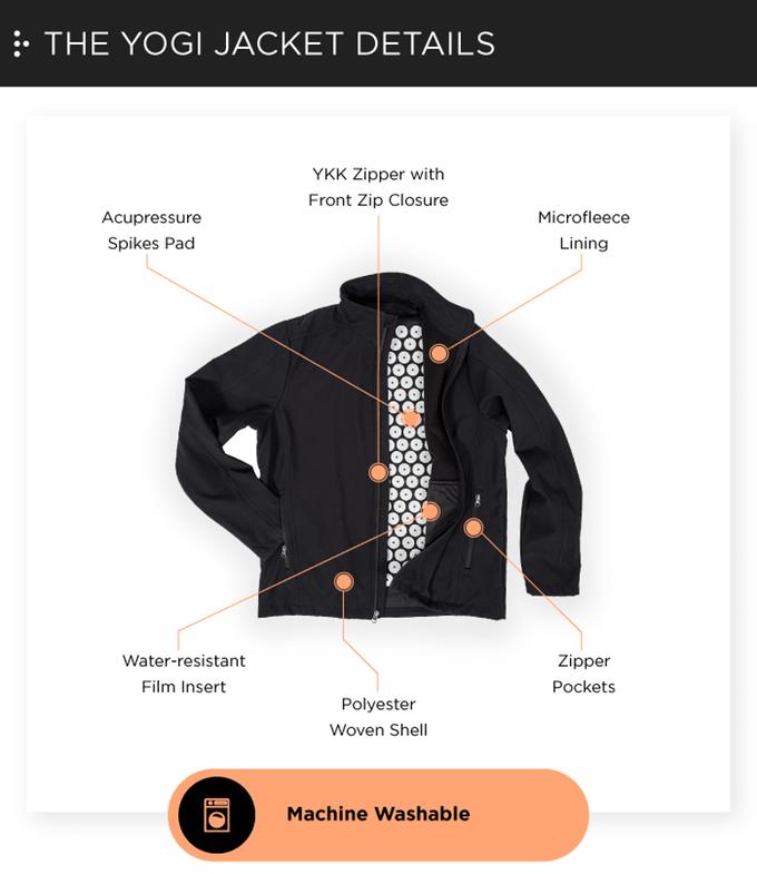 Yogi Jacket