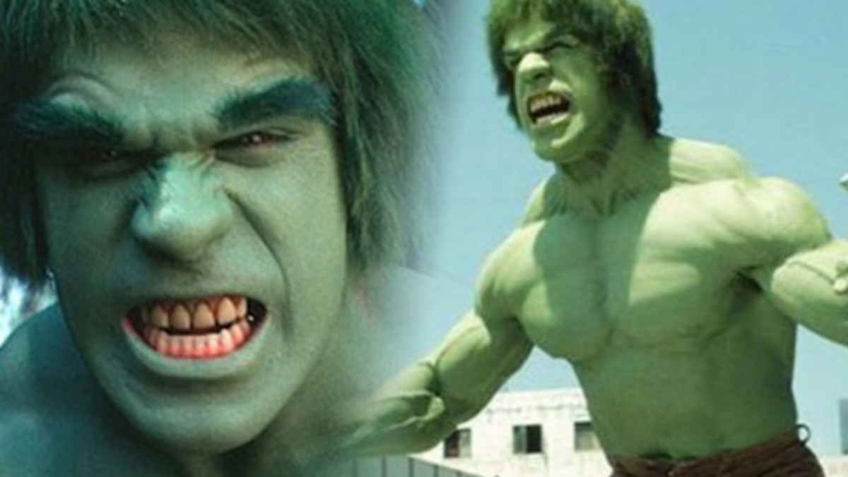 Lou Ferrigno as The Hulk