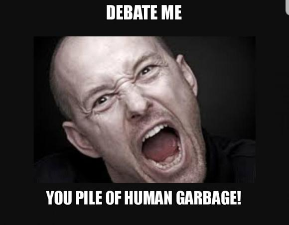 AIER: Debate me, bro!