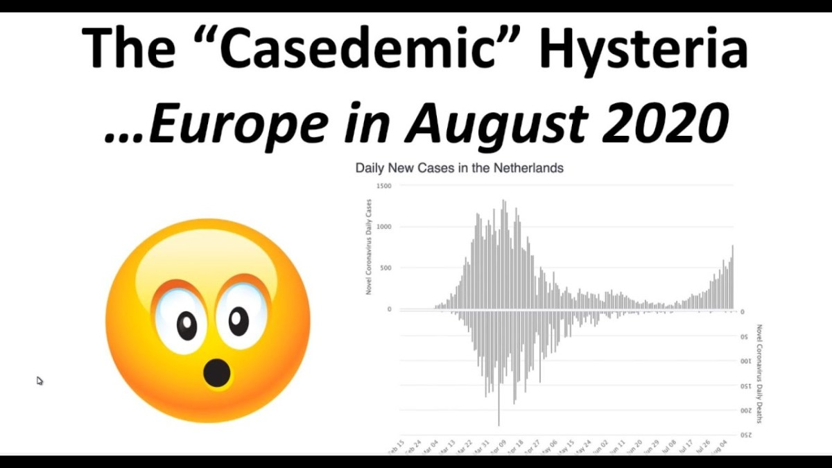 Casedemic: COVID-19 denial propaganda