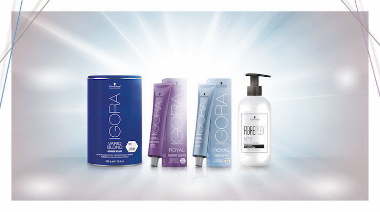 Igora hair products