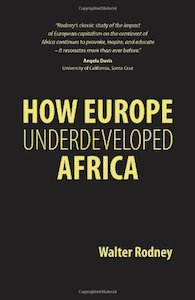 How Europe Under Developed Africa