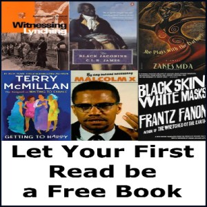 Let Your First Read be a Free Book 2