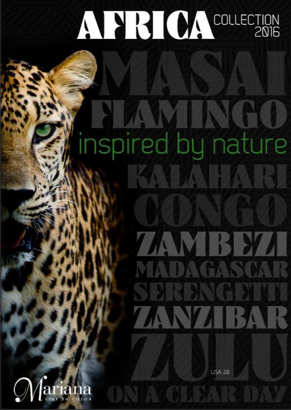 Mariana Africa Catalog
