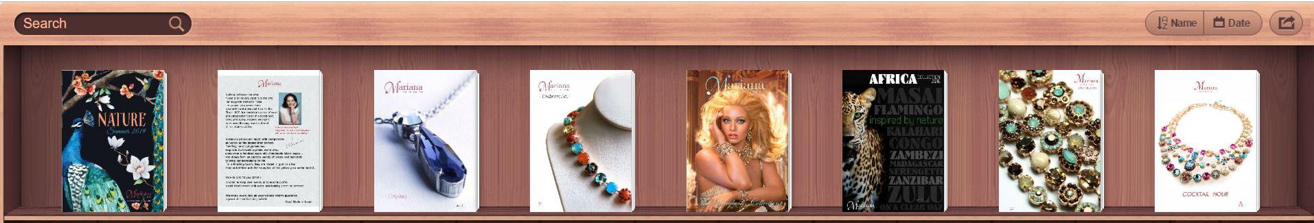 Mariana Catalog
