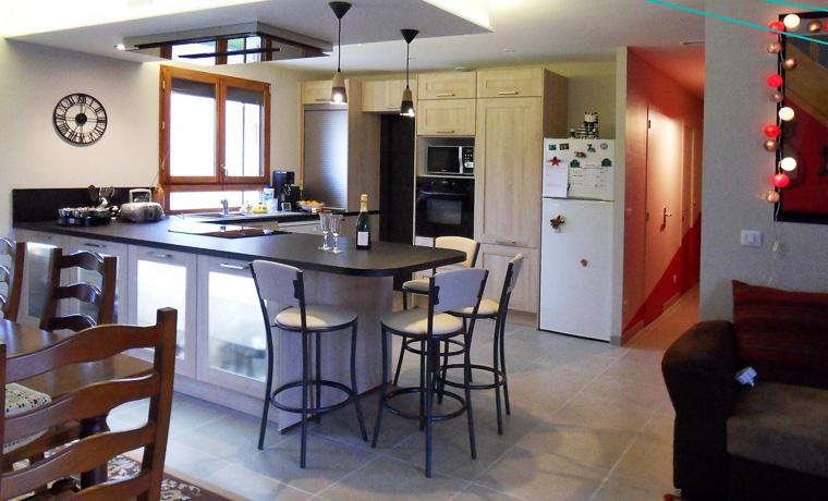 Rénovation de cuisine à Chartres - Eure et Loir