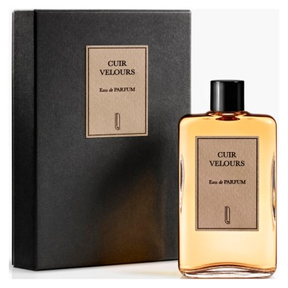 Cuir Velours Packaging