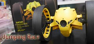 評測》極速競飆 Parrot  Jumping Race 迷你智能遙控車