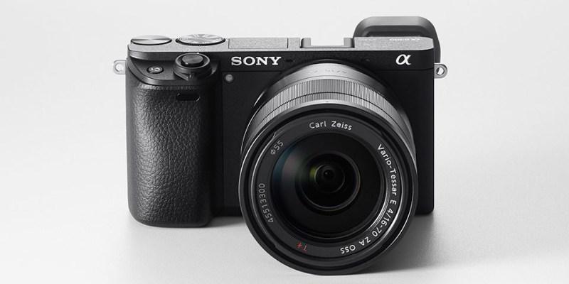 Sony 全新登場 a6300 微單眼 對焦速度僅0.05秒 具備4K錄影及相位對焦425點