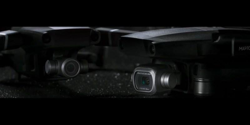新品發表》大疆 DJI Mavic 2 Pro / Mavic 2 Zoom 為照片和影音編輯提供了最大的靈活性