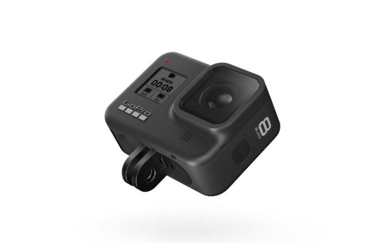 GoPro 新品發表 Hero 8 Black 和 全景 GoPro Max|絕對超穩定