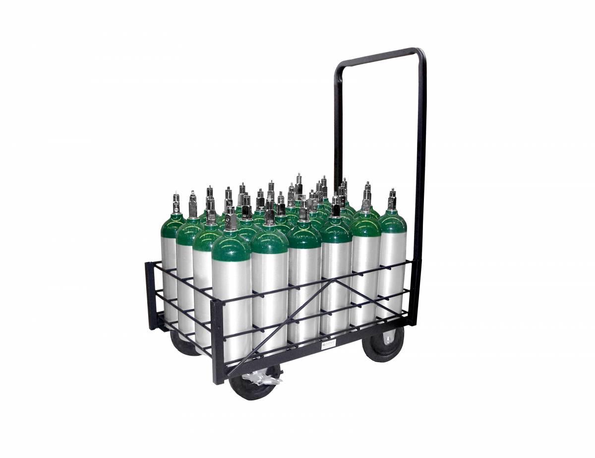 24 Cylinder D E M9 M7 Ml6 Universal Cylinder Cart