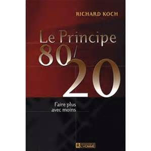 Résumé de livre d'affaires: Principe 80 / 20 de Richard Koch