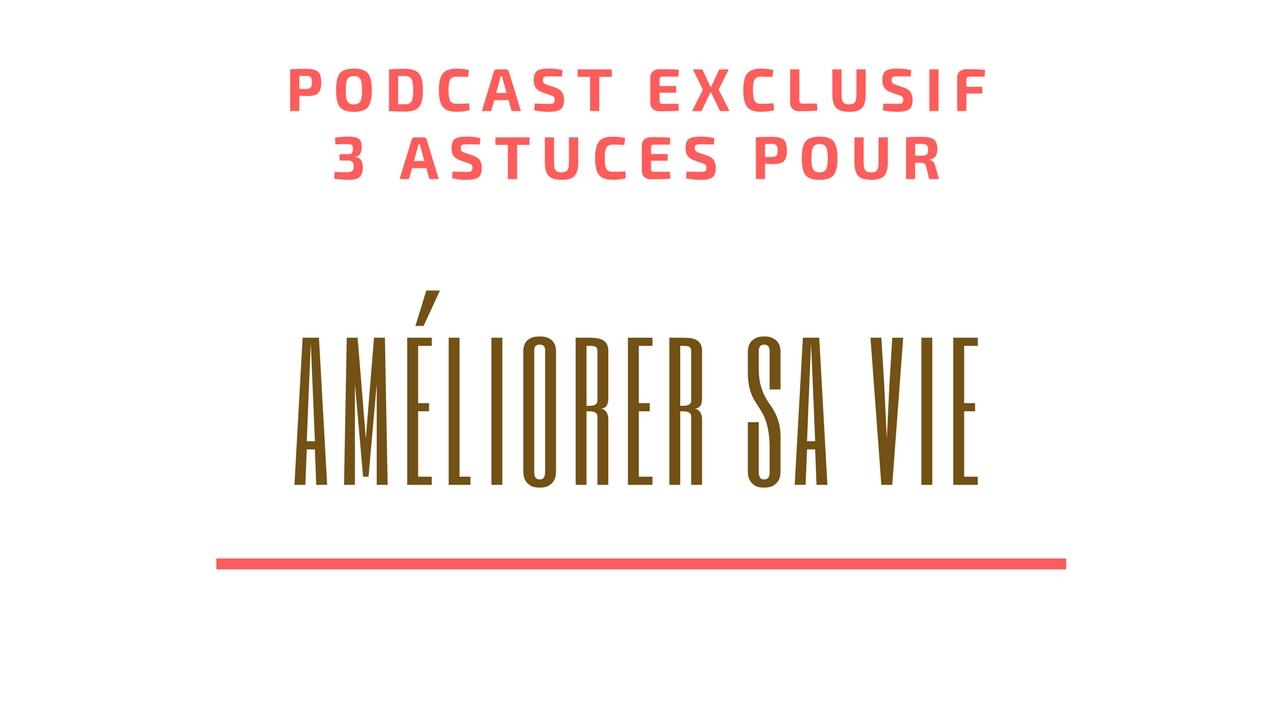 Télécharge gratuitement le podcast «3 Questions pour changer sa vie»