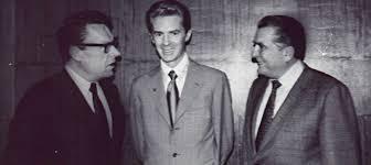 A YOUNG BOB PROCTOR WITH MENTORS EARL NIGHTINGALE AND LLOYD CONANT.   Bob  proctor, Earl nightingale, Mentor