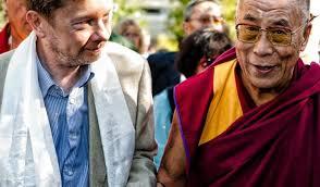 Discussion entre Eckart Tolle et sa Sainteté le Dalai-Lama (vidéo traduite  par mes soins)