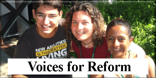 Voices for Reform