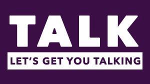 Talk: Let's Get You Talking