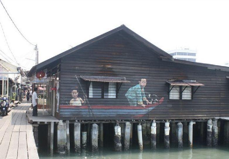 檳城姓氏橋――南洋水上人家 | Responsible Travel 生態旅游