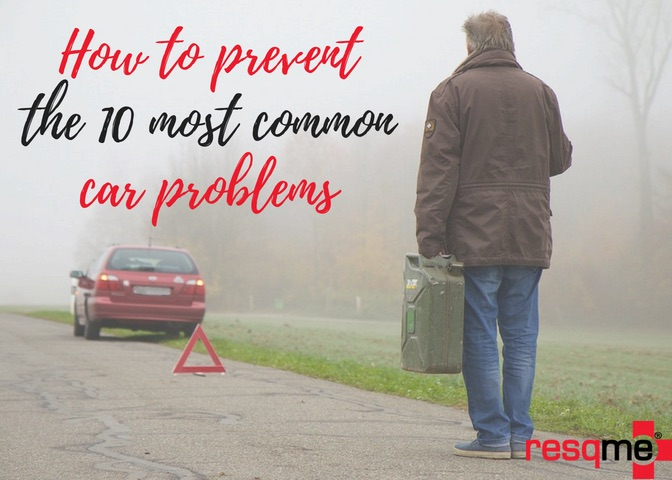 How to prevent the 10 most common car problems