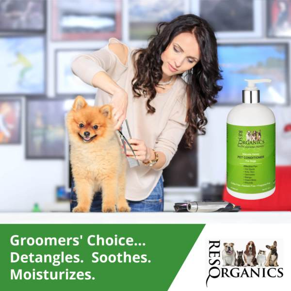 Conditioner for Dogs with Sensitive Skin